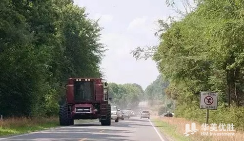 十五张图告诉你真实美国农场主的生活
