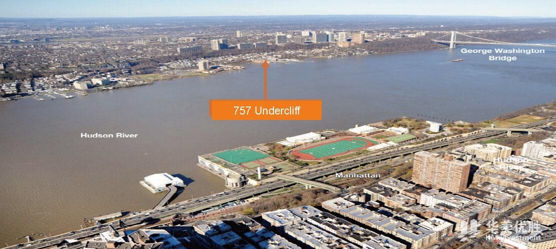 新泽西Edgewater河景757双拼别墅