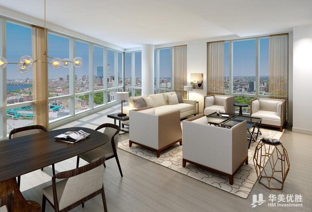 波士顿188—波士顿豪华公寓