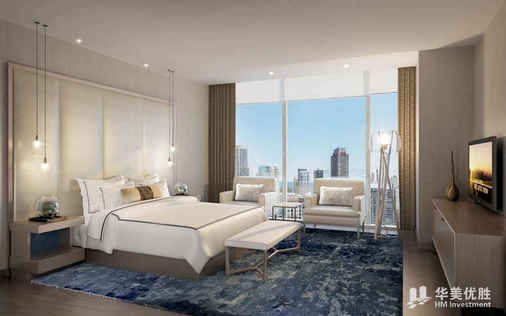 芝加哥ONE—芝加哥新地标360°景观公寓