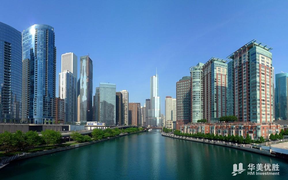 希尔顿慧庭酒店—芝加哥酒店
