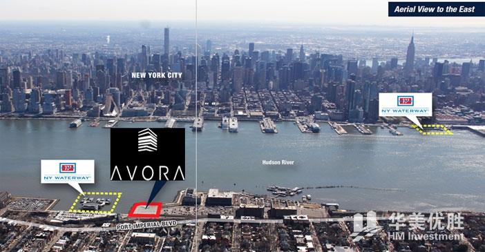 新泽西全新轻奢公寓Avora