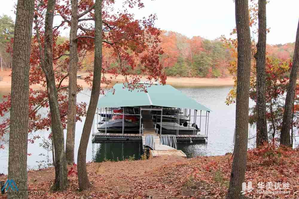 亚特兰大·船坞豪宅 Lake Lanier湖畔