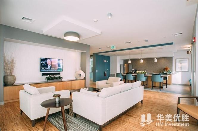 波士顿学区公寓—99 Tremont | 毗邻波士顿学院