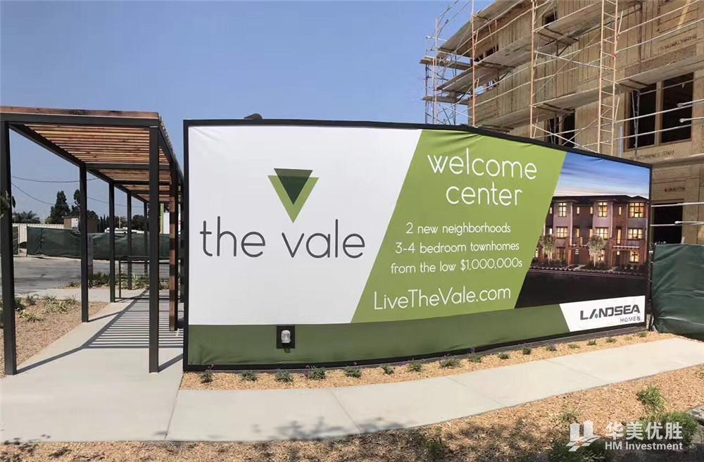 旧金山硅谷全新联排别墅—the Vale