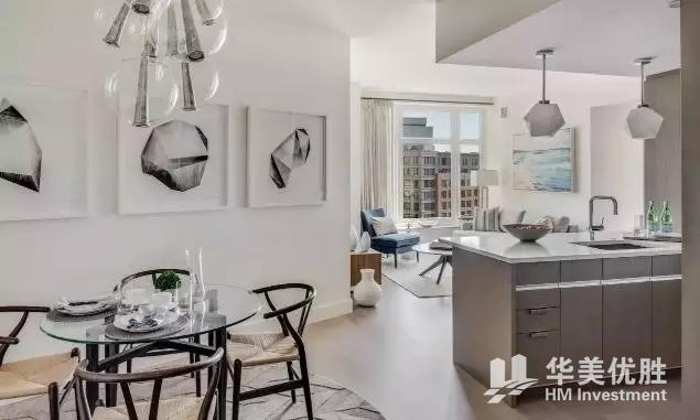 波士顿全新河景公寓—Lovejoy Wharf