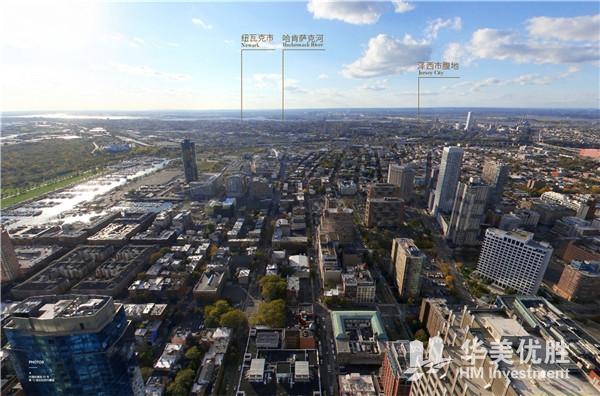 新泽西第一高楼,问鼎世界级观景—中海哈德逊99